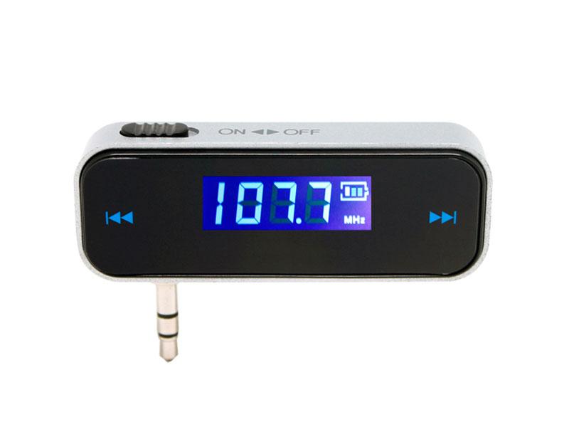 DiAl transmitter автомобильный FM трансмиттер со штекером 3,5мм