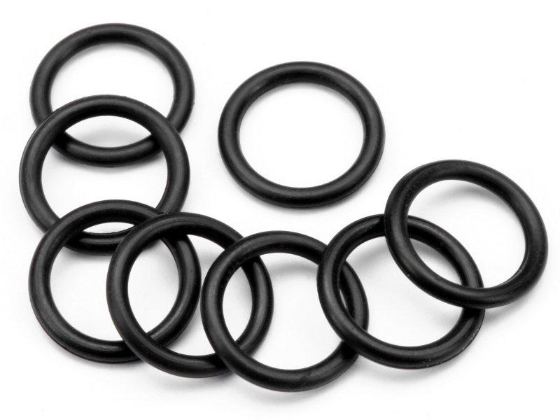 Кольцо резиновое круглого сечения 13х2.5 (014-018-25) (200шт)