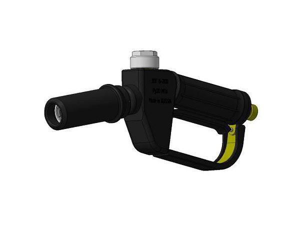 Пистолет заправочный газовый ПЗГ 6-200-02 (052.00.00.00-02 ГЧ)