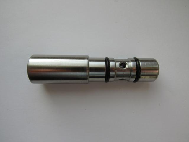 Заправочный палец для заправки метаном на АГНКС
