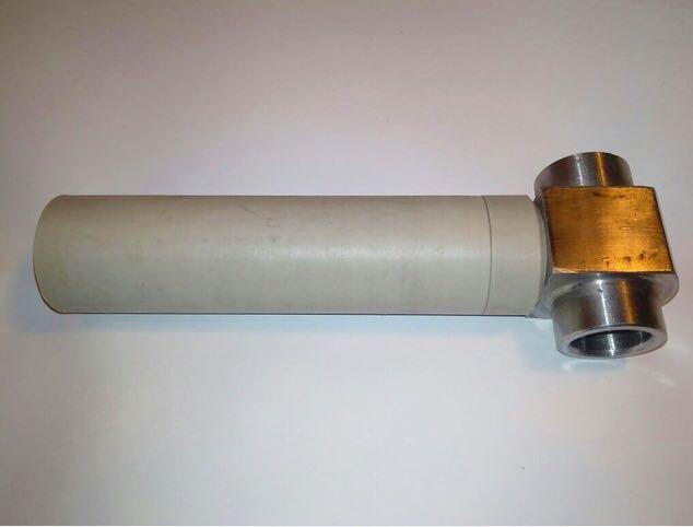 Переходник для метана накручивающийся с внутренней резьбой М22х1,5