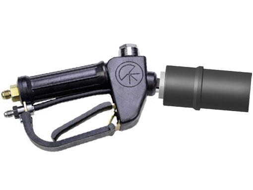 Пистолет заправочный газовый ПЗГ 6-200-10 NGV2 со сбросом давления