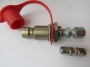 Заправочный штуцер для метана NGV1-P30 (GFI, Италия)